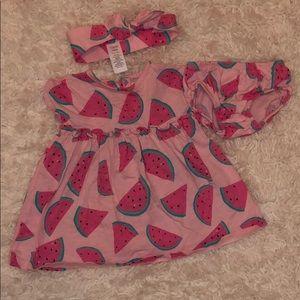 Gymboree Baby Watermelon Dress
